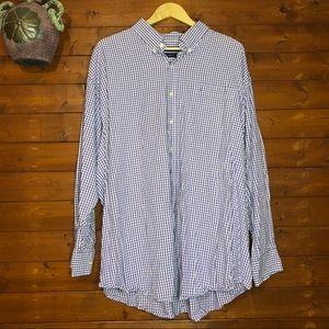 Nautica button up shirt Neck 19, 34-35 Classic Fit